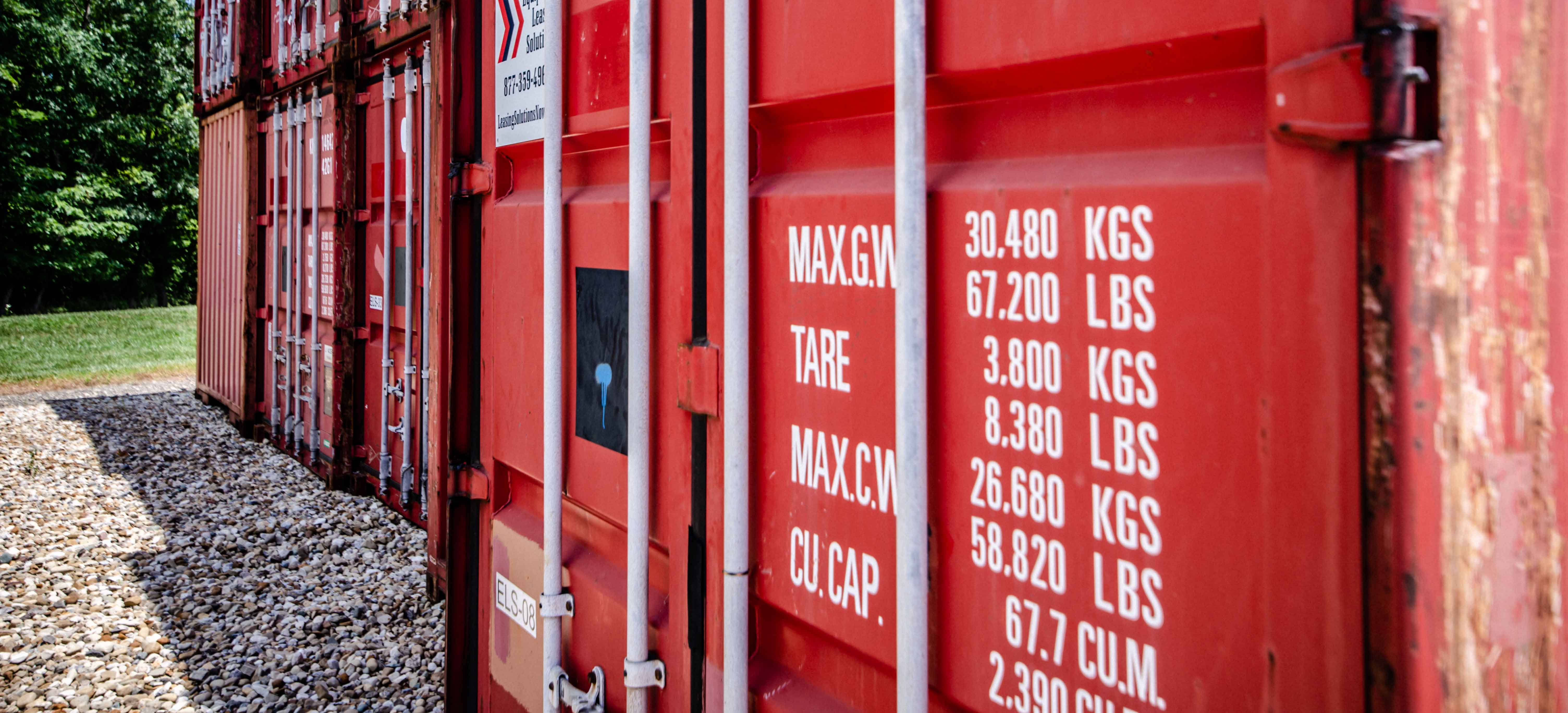 How to Prepare for a Shipping Container Delivery ...